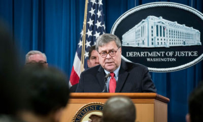 Attorney General Barr: Trump Tweets Make It 'Impossible for Me to Do My Job'