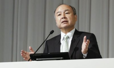 SoftBank CEO Masayoshi Son Sees Turnaround Even as Vision Fund Takes More Hits – The Wall Street Journal