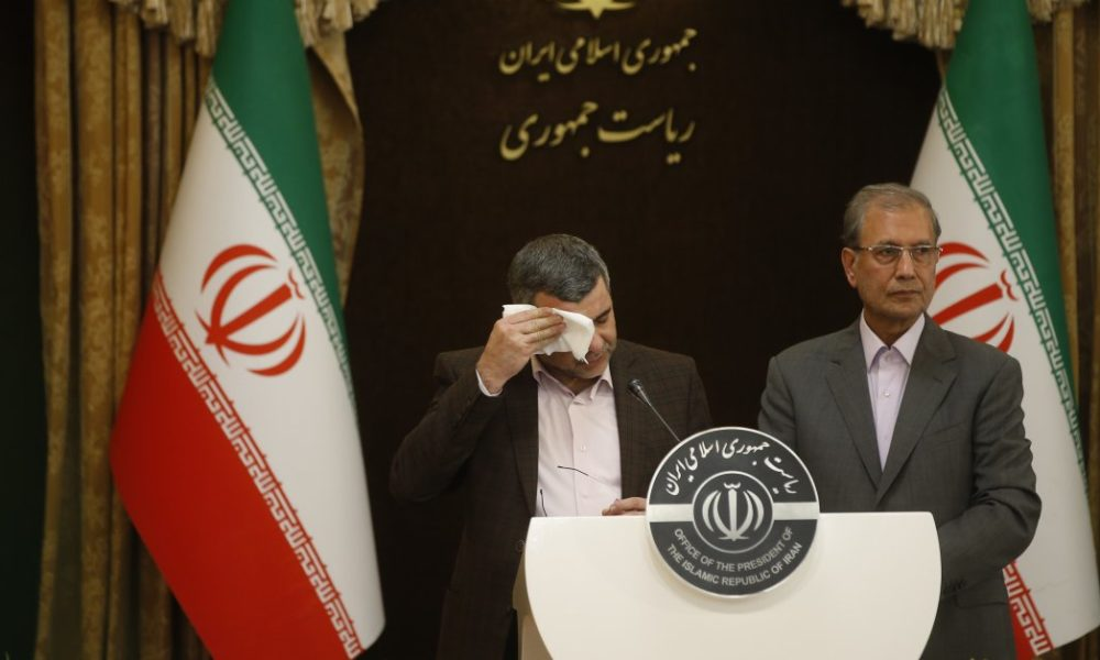Iran Confirms Official Running Its Anti-Coronavirus Task Force Has Contracted Coronavirus
