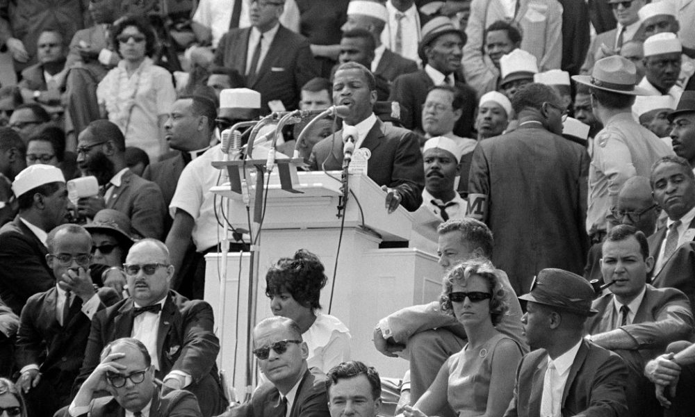 'We Have to Redeem the Soul of America.' John Lewis on What's Changed and What Hasn't Since the March on Washington