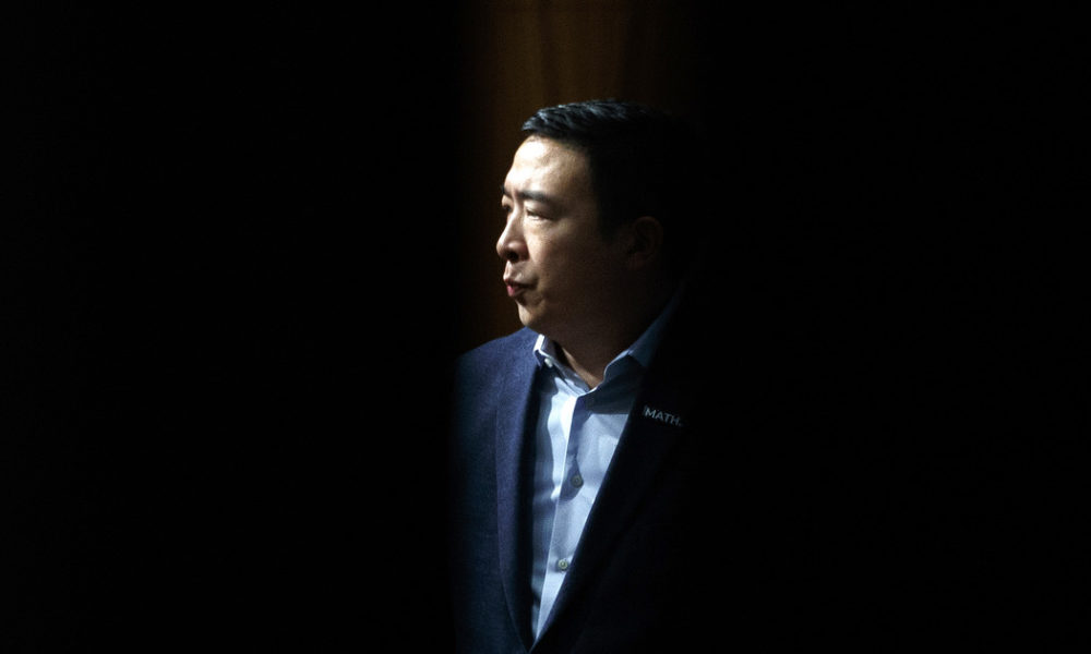 Andrew Yang Drops Out of Presidential Race