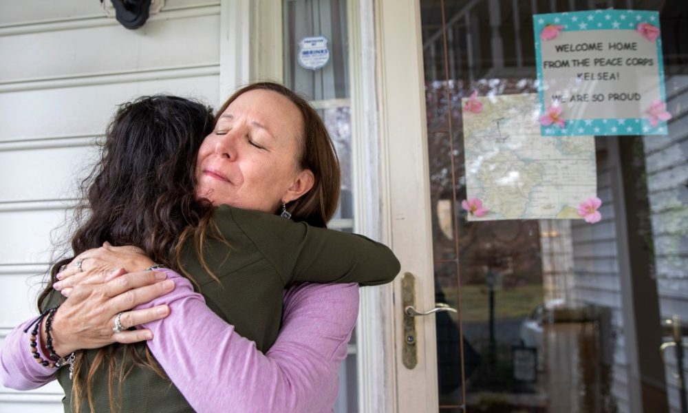 For Peace Corps Evacuees, There Wasn't Even Time for Goodbye