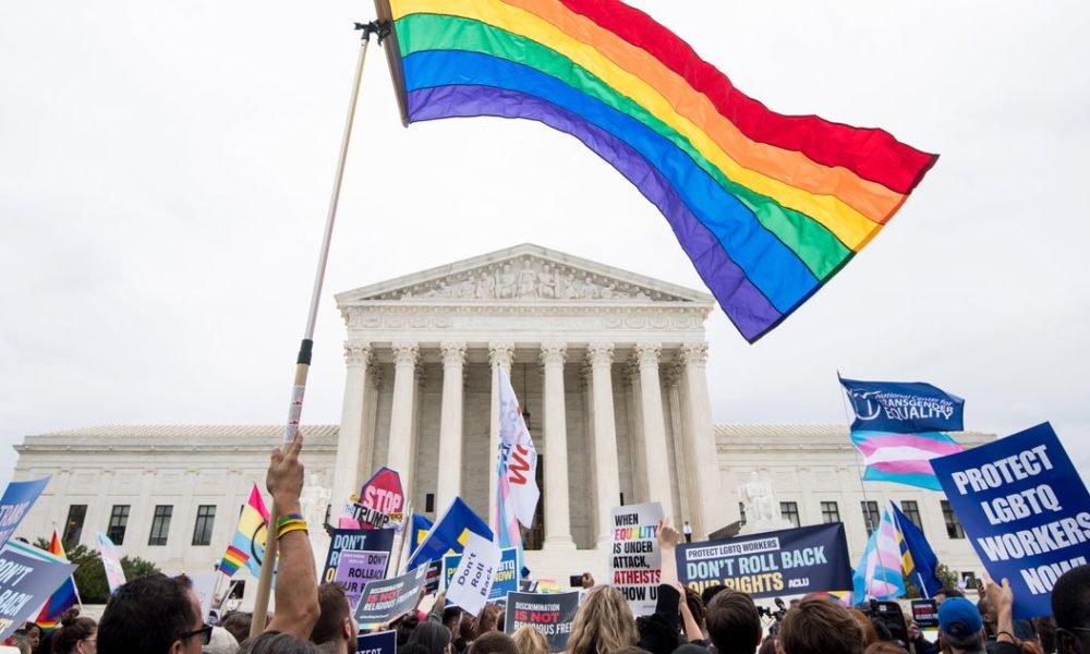 Supreme Court: LGBTQ Workers Protected By Anti-Discrimination Laws