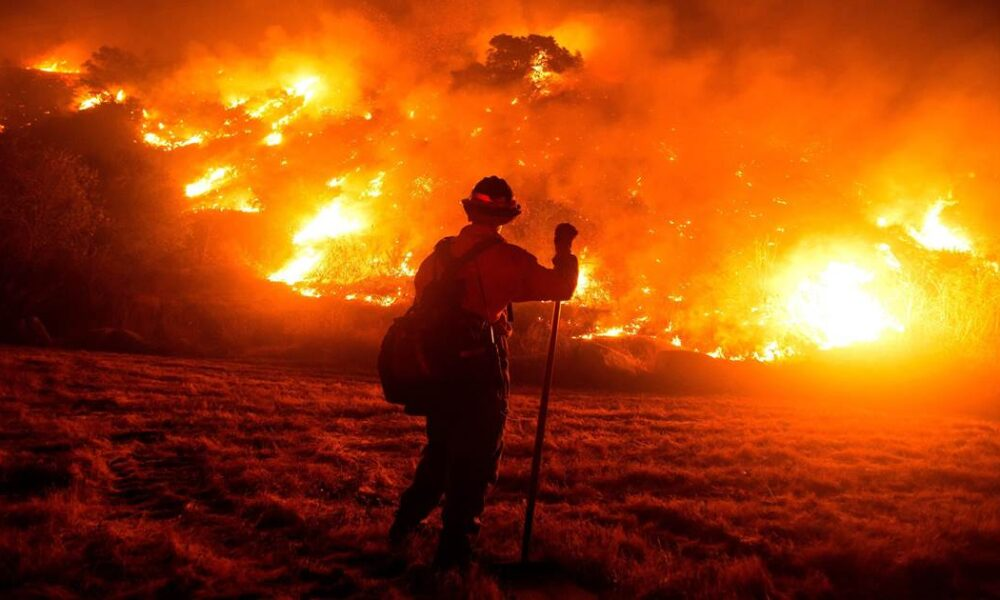 'A perfect storm': Why a California' wildfire continues to elude firefighters