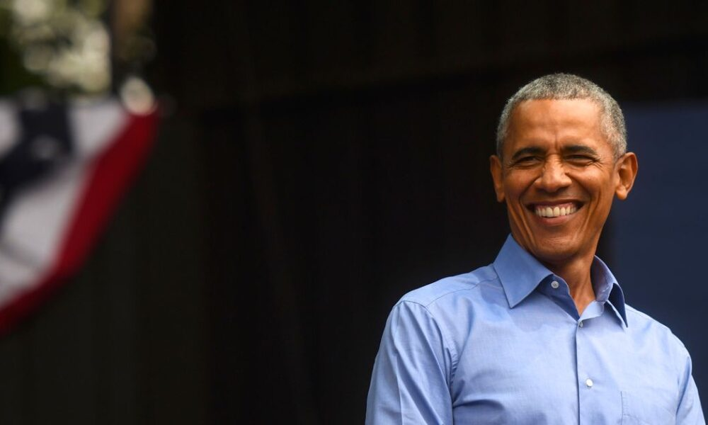 Barack Obama Has Finally Finished His Book