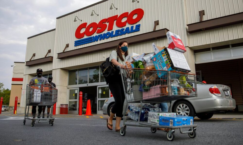 Costco's Sales Get Another Boost From Pandemic Buying – The Wall Street Journal