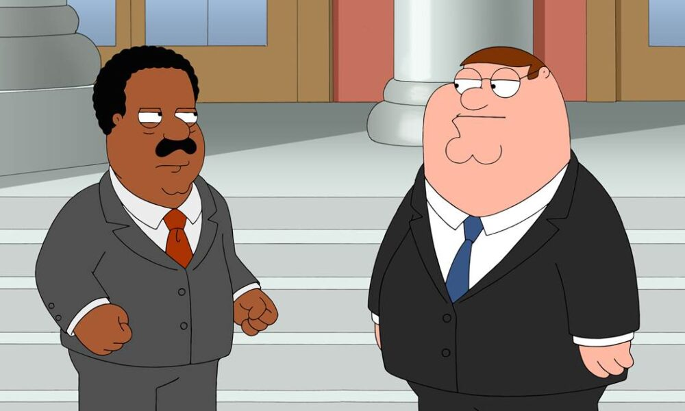 'Family Guy' casts YouTube star Arif Zahir as Cleveland Brown