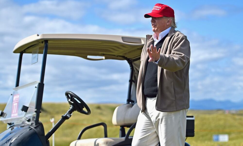 Donald Trump Isn't Broke. He's a Very Rich Guy Who Doesn't Pay Enough Taxes.
